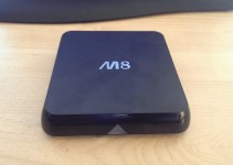 Android M8 Quad Core Mini PC TV Box 5