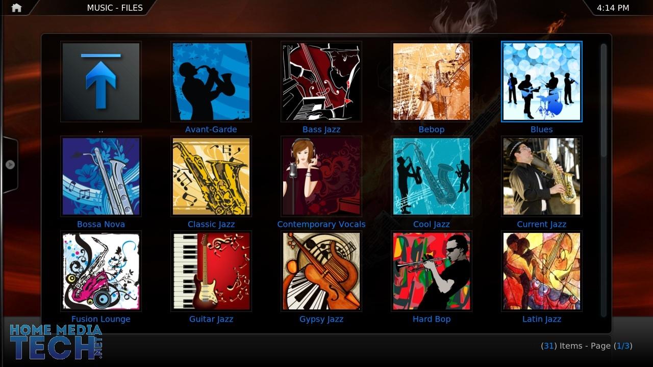 Kodi plugin music - 6c44