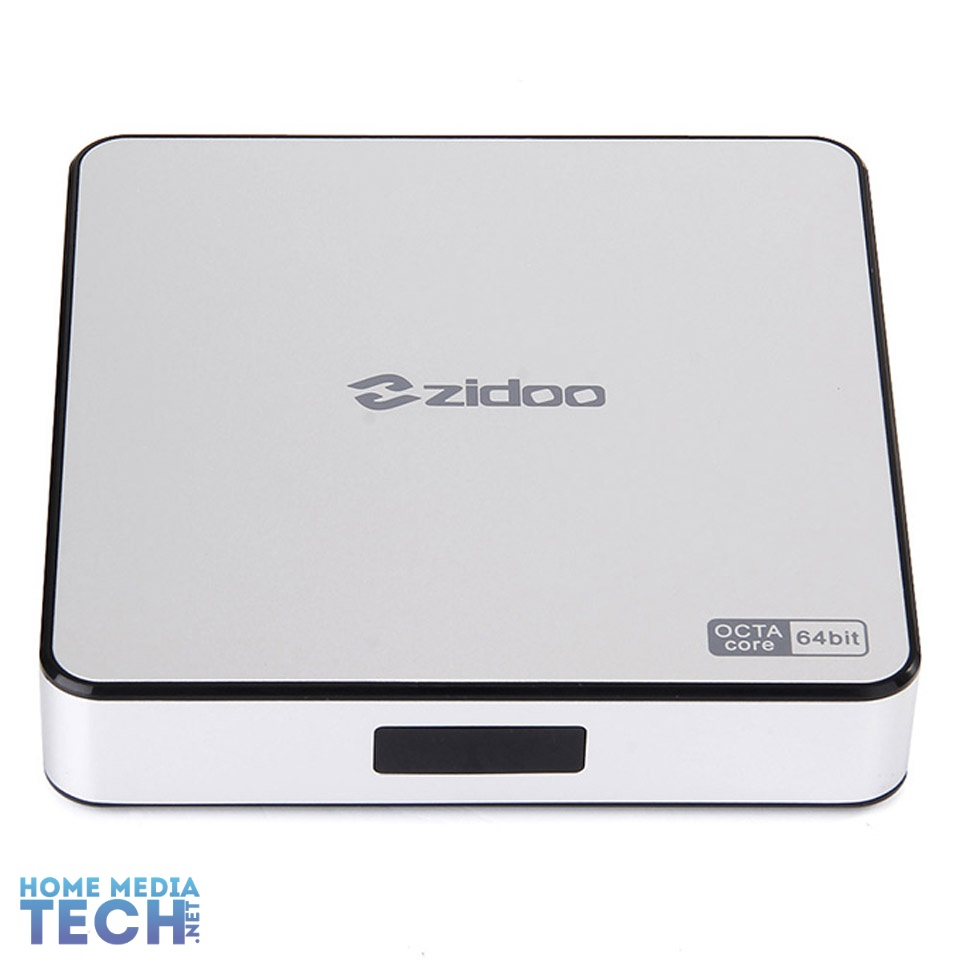 Zidoo X6 Pro Android TV Box Review